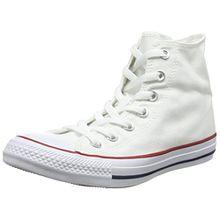 Converse 2712, Unisex-Erwachsene Sneakers, Weiß - Weiß (Optisches Weiß) - Größe: 39 1/9 EU