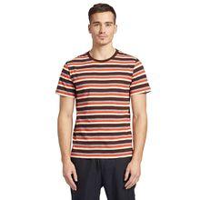 khujo T-Shirt STOR T-Shirts orange Herren