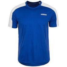 adidas Performance Design2Move T-Shirt Herren blau/weiß Herren