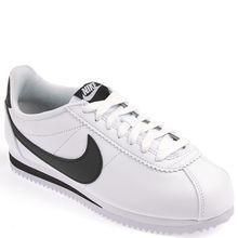 NIKE Sneaker - CLASSIC CORTEZ schwarz-weiß