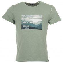 Chillaz - Take Your Time T-Shirt - T-Shirt Gr L;M;S;XL grau