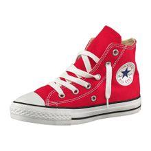 CONVERSE Sneaker 'Chuck Taylor Allstar' rot / schwarz / weiß
