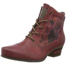 Mustang Damen 1187-509-5 Combat Boots, Rot (5 Rot), 41 EU