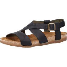 EL NATURALISTA Sandalen Klassische Sandalen schwarz Damen