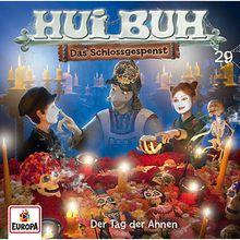 CD Hui Buh 29 - Der Tag der Ahnen Hörbuch