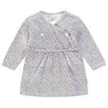 Noppies Kleid 'Mattie' schwarz / weiß