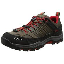 CMP Campagnolo Unisex-Erwachsene Rigel Trekking-& Wanderstiefel, Beige (Tortora-Ferrari), 38 EU