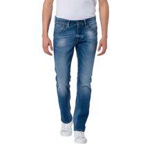 CROSS Jeans Dylan - Straight Leg - Medium Blue