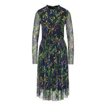 BROADWAY NYC FASHION Kleid NYKIA Sommerkleider mehrfarbig Damen