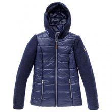 Dolomite - Women's Jacket Dobbiaco WJ 4 - Wolljacke Gr XL blau/schwarz