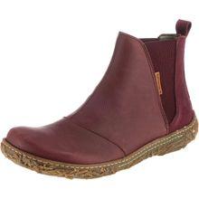 EL NATURALISTA SOFT GRAIN-PLEASANT Chelsea Boots rot Damen