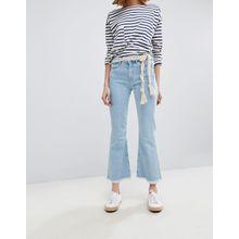 M.i.h - Lou - Bootcut-Jeans mit Schlag - Blau