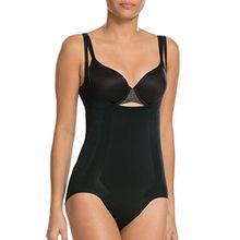 Spanx Damen Shape Body OnCore Open-Bust Panty schwarz (15) S