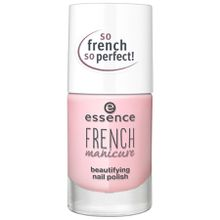 Essence French Manicure Nr. 01 - girl'_s best FRENCH Nagellack 10.0 ml