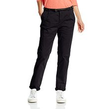 Scotch & Soda Maison Damen Chino Hose 99219980897, Gr. W30/L32, Schwarz (night 58)
