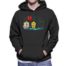 It South Park Mix Horror Mix Men's Hooded Sweatshirt