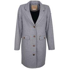 DreiMaster Mantel grau Damen