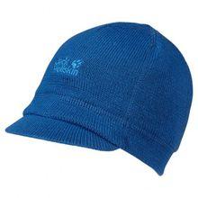 Jack Wolfskin - Kid's Shield Cap - Cap Gr S blau