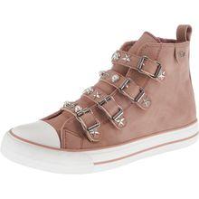Fritzi aus Preußen Perla Sneakers High rosa/natur Damen