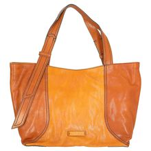 The Bridge Pienza Damen Shopper  37 cm braun Damen