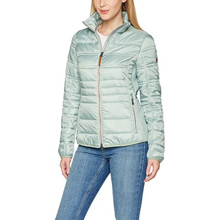 Camel active mantel damen blau