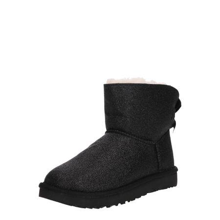 a9a0ba8884 UGG Boots 'Mini Bailey Bow Sparkle' schwarz