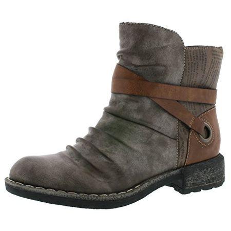 Rieker Boots | Luxodo