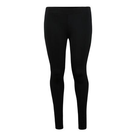 Urban Classics Camo Stripe Leggings Damen Schwarz NEU