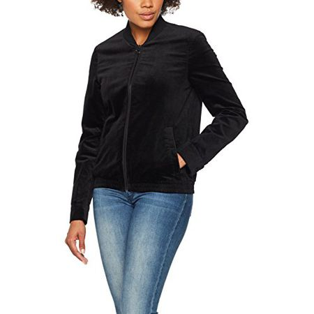 online store 1a1bf 0e878 Marc O'Polo Damen Blazer 709059880017, Schwarz (Black 990), 38