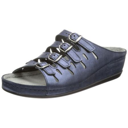 Berkemann Damen Florina Pantoffeln: : Schuhe