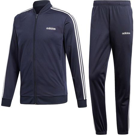 adidas Performance Trainingsanzug B2BAS Trainingsanzüge blau Herren