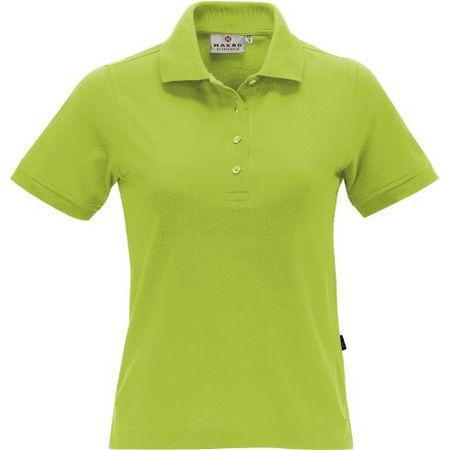 fc4c866d67e40c HAKRO Damen Polo-Shirt Performance - 216 - kiwi - Größe: 3XL