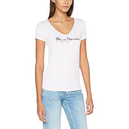 03e0d6dee06bb9 Pepe Jeans Damen T-Shirt Bobie