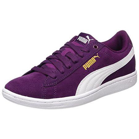puma schuhe damen violett