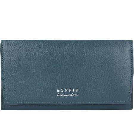 8706f3a1dfedf Esprit Classic Geldbörse Leder 17 cm