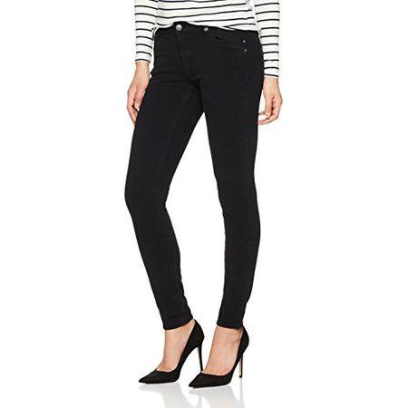 s oliver jeans damen schwarz