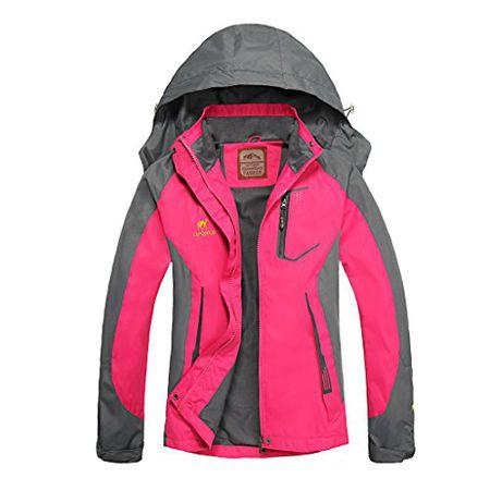 Jacken in Rosa | Luxodo