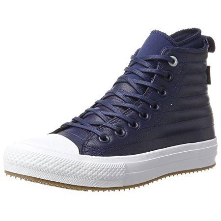 e5d957e64098a Converse Unisex-Erwachsene CTAS WP Boot Hi Midnight Navy Wolf Grey Hohe  Sneaker