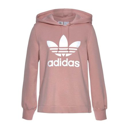 wähle das Neueste am beliebtesten Exklusive Angebote ADIDAS ORIGINALS Sweatshirt rosa / weiß