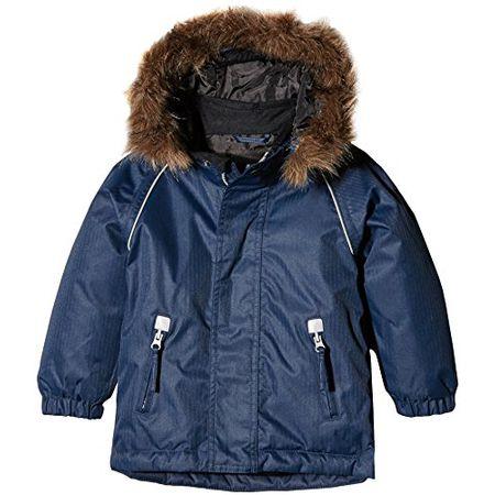 NAME IT Jungen Jacke Nitpowder M Jacket Dress Blu FO 316, Blau (Dress Blues), 80