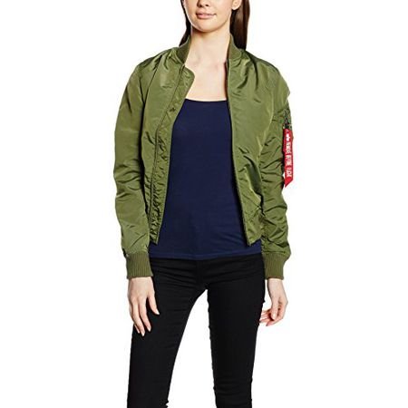 Alpha industries jacke grun damen