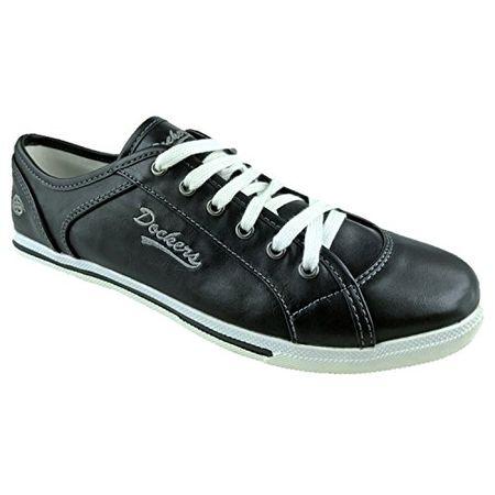 Dockers , Damen Sneaker, schwarz schwarz Größe:38