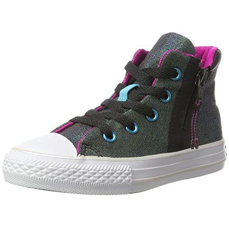 e2f6dcf7f500b Converse Unisex-Kinder All Star Sport Zip Hohe Sneaker