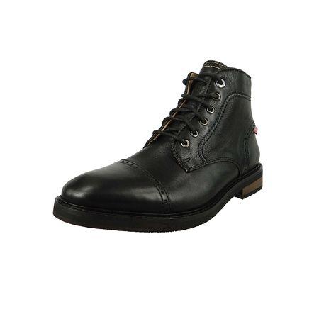 Levi's® Fowler Schnürstiefelette Herren Braun Schuhe Boots