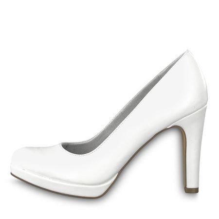 100% Zufriedenheit bekannte Marke Qualität zuerst High Heels in Weiß | Luxodo