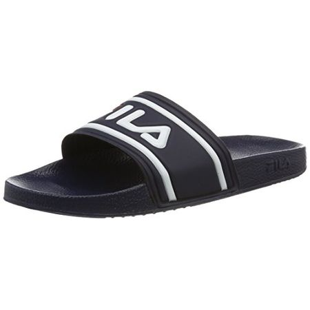 107b25e71c2a Fila Herren Men Base Morro Bay Slipper Offene Sandalen, Blau (Dress Blue),