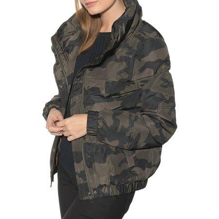 8384900cb10f Tom Tailor Denim Jacke in grün für Damen, Größe  L