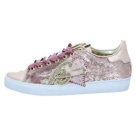 eb00475b74d7f5 högl 5-100328 Sneakers Low rosa Damen