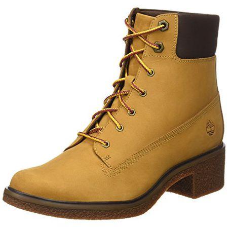 7c0a3c395fd3b7 Timberland Damen Brinda 6 inch Lace up Chukka Boots