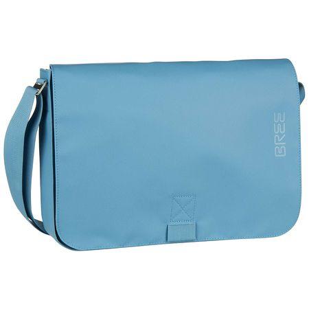 BREE Punch 52 Shoulderbag S Umhängetasche Schultertasche Tasche Blue Blau Neu